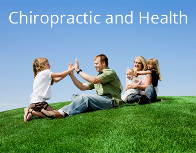 Chiropractic and Health.