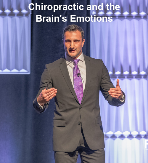 Chiropractic and the Brain's Emotions